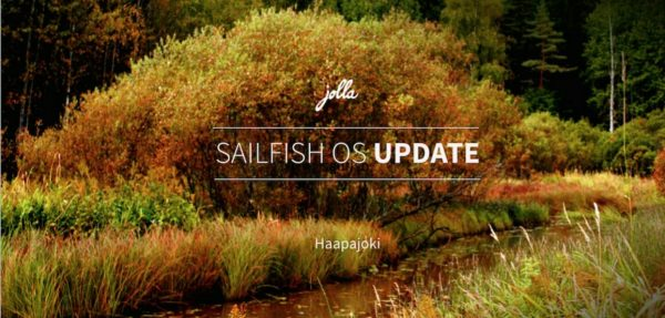 Sailfish OS Haapajoki available for Early Access