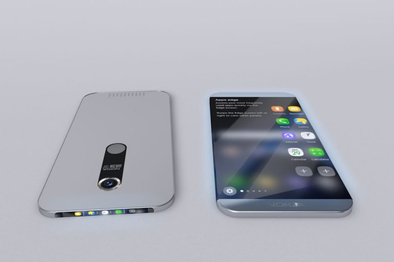 My Dream Nokia: Nokia Hayden Edge Concept