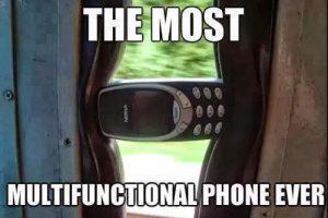 Nokia 3, Nokia 5 and Nokia 3310 'homage' in the works?