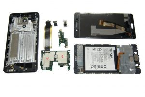 Gallery: Nokia 6 Disassembly #TearDown #Guide